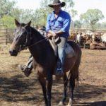 Doodie on his Stockhorse