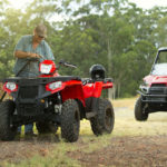 3.2'Quads can be useful on the farm and a source of enjoyment, but always be Ride ready' copy