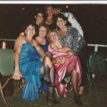 41988 Heartbreak Ball - Back Caroline Tapp, Dominique Hammer, Ken Bright. F Me, Esme Hessell, Sarah Kendall and June Tapp. copy