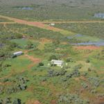 The challenges in maintaining an airstrip or 6 in the bush