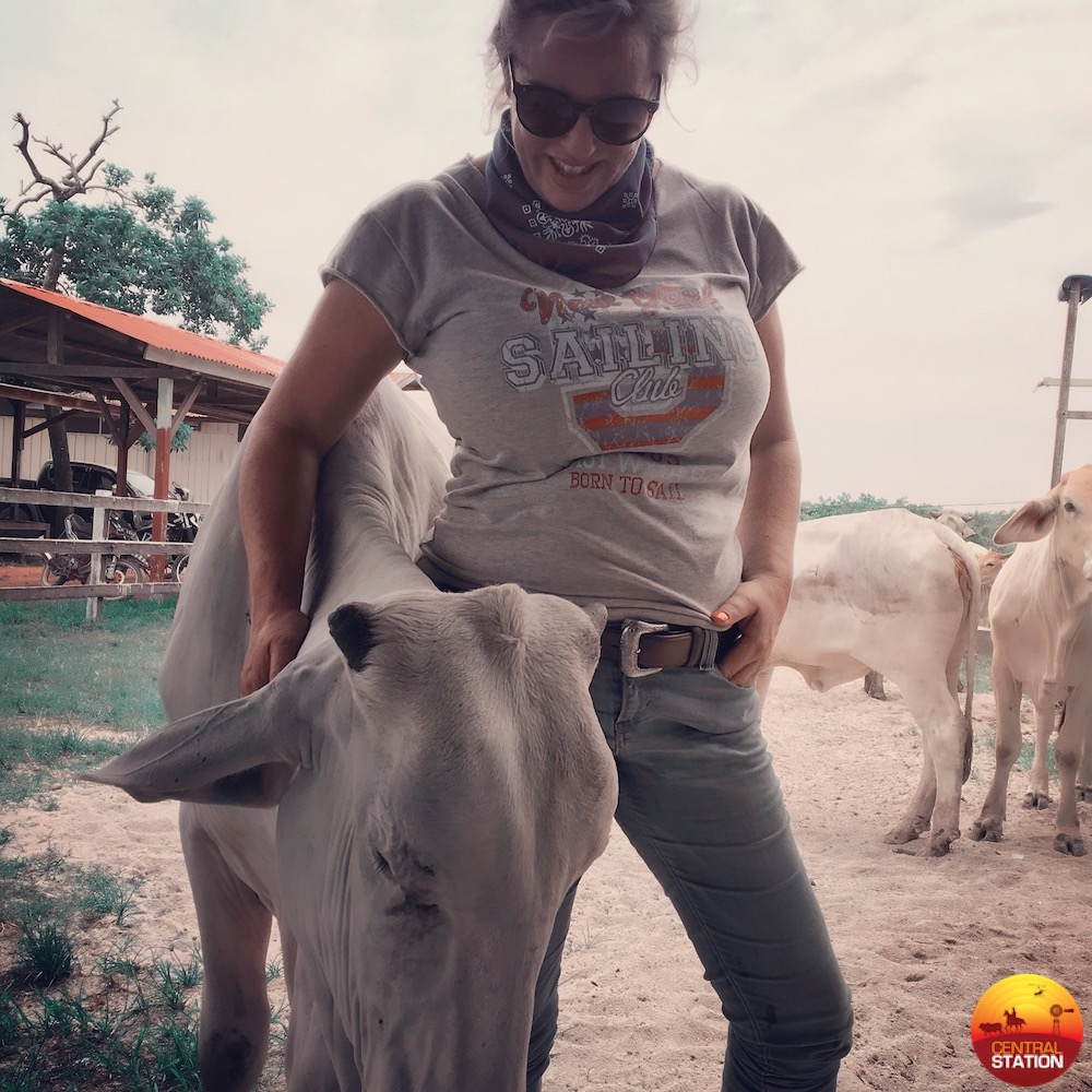 2.13 Fi with one of her mates at Sulung Ranch copy