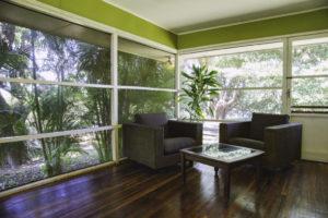 Billabong House - sunroom