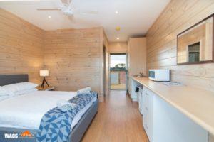 cabin+bedroom+to+big+deck